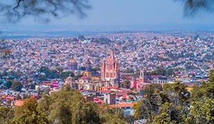 Top 10 safest cities to visit in Mexico